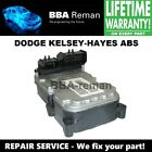Dodge Ram Kelsey Hayes ABS Brake Module Repair Service