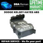 Dodge Ram Kelsey Hayes ABS Brake Module Repair Service
