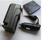 Battery+Charger For PANASONIC DMW-BCF10 DMC-FS10 DMC-FS11 DMC-FS30