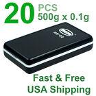 Wholesale 20 pcs 500g x 0.1g Digital Pocket Scale Portable Jewelry Scale HB-02