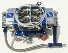 NEW QUICK FUEL 650 MECH BLOW THRU ANNULAR SS-650-BAN BLUE WITH -6 FUEL LINE KIT