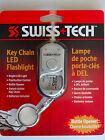 Swiss+Tech Key Chain LED Flashlight with Bottle Opener