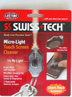 Swiss+Tech Micro-Light Touch Screen Cleaner Great EDC