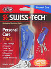 Swiss+Tech Personal Care 7-in-1 Tool EDC
