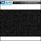 for 1978-79 Ford Bronco Cutpile 801-Black Cargo Area Carpet Molded
