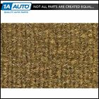 for 1974 Chevy Blazer Full Size Cutpile 830-Buckskin Cargo Area Carpet Molded