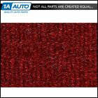 for 1978-80 Chevy Blazer Full Size Cutpile 4305-Oxblood Cargo Area Carpet Molded