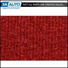 for 81-86 Chevy Blazer Full Size Cutpile 8801-Flame Red Cargo Area Carpet Molded