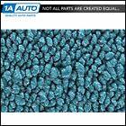 for 1963-73 Jeep Wagoneer 80/20 Loop 09-Medium Blue Cargo Area Carpet Molded
