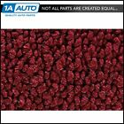 for 1967 Ford Thunderbird 2 Door 80/20 Loop 13-Maroon Complete Carpet Molded
