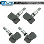 Tire Pressure Sensor Monitoring System TPMS 4 Piece Set Kit for Toyota