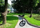 "24""  Unicycle  Free Stand Adjustable Cycling Bike Bicycle BLACK 241"