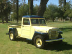 Willys : Pickup Truck 2 Door 1956 Jeep Willys 4x4 Pickup Truck Classic Car Fully Restored To Original