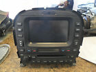 2005 Jaguar S type R Navigation system with Reciever, CD Changer & DVD Rom