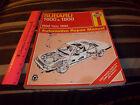 Haynes Repair Manual Subaru 1600 & 1800 1980-94 #89003