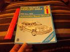 Haynes Repair Manual Ford Taurus & Mercury Sable 1986-95 #36074