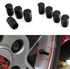 Wheel Rim Tyre Metal Air  Car Bike Valve Caps Covers Van Metal Alloy 4PC good