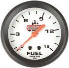 """QuickCar 611-6000 Replacement Gauges 0-15 psi. 2 5/8"""" Dia. QUICKCAR RACING PRODU"""
