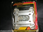 Proform SAP66252 Carburetor adapter kit  Any 4 Bolt to 4 Bolt except Spread Bore