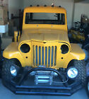 Willys : Wagon none Willys Wagon (Little yellow school bus)
