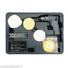 """INGERSOLL RAND 3"""" Hook and Loop Mini Air Polisher Kit  with Pads IRT3129K"""