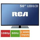 "Refurbished RCA 50"" LED 1080p 60Hz"