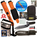 Garrett ProPointer AT Waterproof Metal Detector + Digger + Pouch + Back Pack!