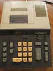 Vintage  Adding Machine Calculator Victor 150 Desktop Tabletop Calculator 120V