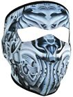 Zan Headgear Biomechanical Neoprene Full Face Mask Motorcycle Apparel Face Mask