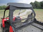 Seizmik Soft Rear Panel Window Dust Panel - Polaris RZR 570 800 2008-2016 04018