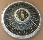 Vintage Chrome Wire-spoke Wheel covers:1970's 1980's CHEVY FORD LINCOLN 15""