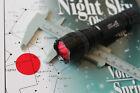 """Night Vision Red Flashlight Lens Filter-25.4mm/1.0"""" HD- for Ultrafire 502B- NEW!"""