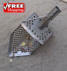 """Sand Scoop """"5-GRANIK  10m"""" Metal Detector Tool from Genuine Stainless Steel !!!"""