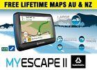 """Navman My Escape 2 TRUCK CAR GPS 5"""" Bluetooth Navigator Lifetime Map Updates"""