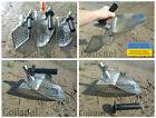 Sand Scoop + Extra handle Metal Detector Tool from Genuine Stainless Steel 1.5mm