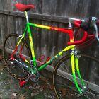 Zunow Pentagla Monostay Steel Racing Bike Vintage Dura Ace 3rensho