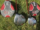 PING G15 Driver  10.5 degree and 4 wood 17 degree Golf Clubs Reg shafts