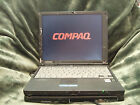 """Compaq Armada M300 11.3"""" 333Mhz 256MB Notebook & Docking Station Boots To Biso"""