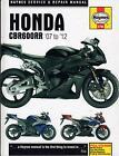 2007-2012 HAYNES HONDA MOTORCYCLE CBR600RR SERVICE REPAIR MANUAL  (4795)  (955)