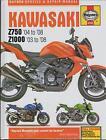 2003-2008 HAYNES KAWASAKI MOTORCYCLE Z750 & Z1000 SERVICE REPAIR MANUAL (4762)