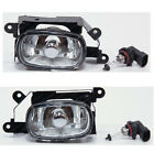 Front fog lights lamp Set Left Right MITSUBISHI Outlander 2003 2004 2005