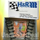 "H&R LOWERING SPORT SPRINGS SET BMW E70 X5 X5M X6 SELF-LEVELING SUSPENSION 2.00""F"