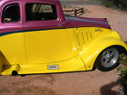 1933 Willys Model 77  1933 Willys coupe