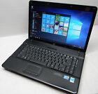 HP Compaq 610 Laptop CommercialBusiness Class C2D 250HD WiFi DVD-RW Win 10 #406