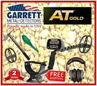 GARRETT AT GOLD + Retriever 2 Pick, Coil Cover, Plastic Scoop, HP - All you need