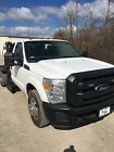 2016 Ford F-350  2016 Ford F350 Super Duty With Tymco 210 Sweeper