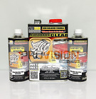 WET WET PLUS ALL KANDY HIGH SOLID CLEARCOAT (GALLON KIT WITH 2 QUARTS ACTIVATOR)