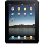Apple iPad 1st Generation 32GB, Wi-Fi, 9.7in - Black (MB293LL/A)