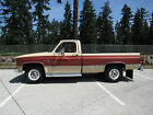 1985 Chevrolet C/K Pickup 2500 silverado 1985 Chevy Pickup 2500 454 Auto RUST FREE LOW MILES NO RESERVE SELL WORLDWIDE