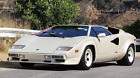 1987 Lamborghini Countach LP5000QV Extremely Rare Euro Bumpers and Lights - Extensively documented, ORIGINAL car
